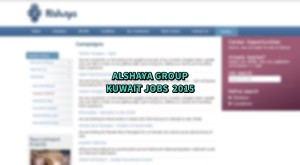 alshaya group jobs