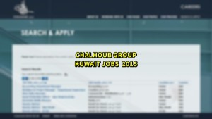 chalhoub group jobs