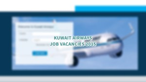 kuwait airways jobs