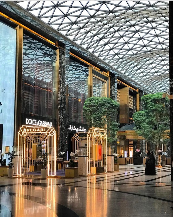 shopping malls in kuwait - the avenues