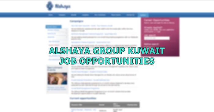 Search 72 Alshaya jobs now hiring on bestsupsm5.cf, the world's largest job site.