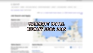 marriott hotel jobs
