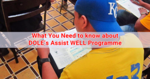 Assist WELL Program of DOLE for returning OFWs