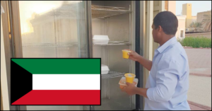 Kuwaiti Residents Support Humanitarian Initiative thru 'Benevolent Refrigerator'