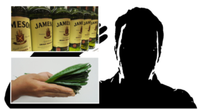 Police Track Expats who Smuggled Liquor, Paan