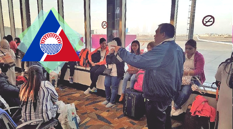 Gov't Receives 30 Distressed OFWs Repatriated from Kuwait