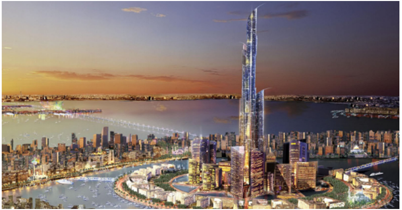 'Silk City' to Rise in Kuwait… Soon?