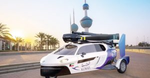 Kuwait Airways Forge Partnership Deal with Dutch Flying Car Manufacturer
