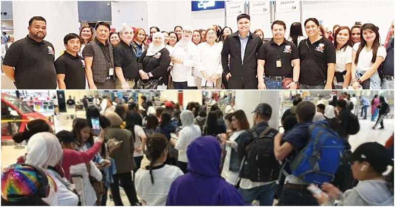 DFA Assists 63 Undocumented OFWs from Kuwait to Return in PH