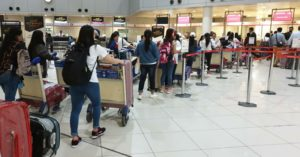 Over 300 OFWs Return Home from Kuwait through PH Gov'ts Repatriation Program