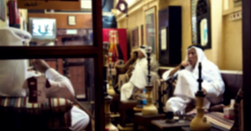 Gov't to Ban Shishas in Cafes in Kuwait