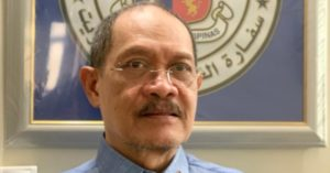 Lomondot Officially Conferred as Ph Ambassador to Kuwait - CA