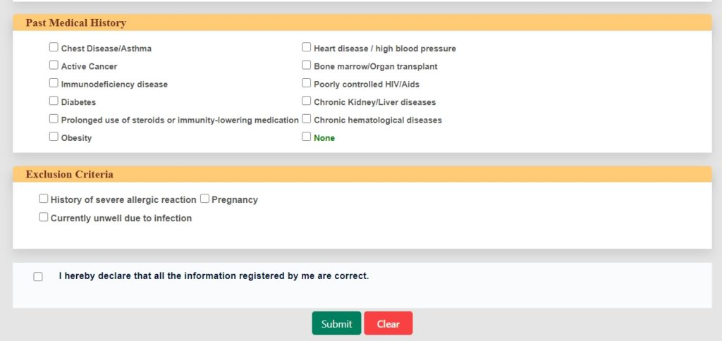 MOH Launches COVID-19 Vaccine Pre-Registration Services; Here's How to Apply