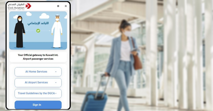 Kuwait Airways Starts Accepting Reservations for Kuwaitis, Domestic Workers from Banned Countries