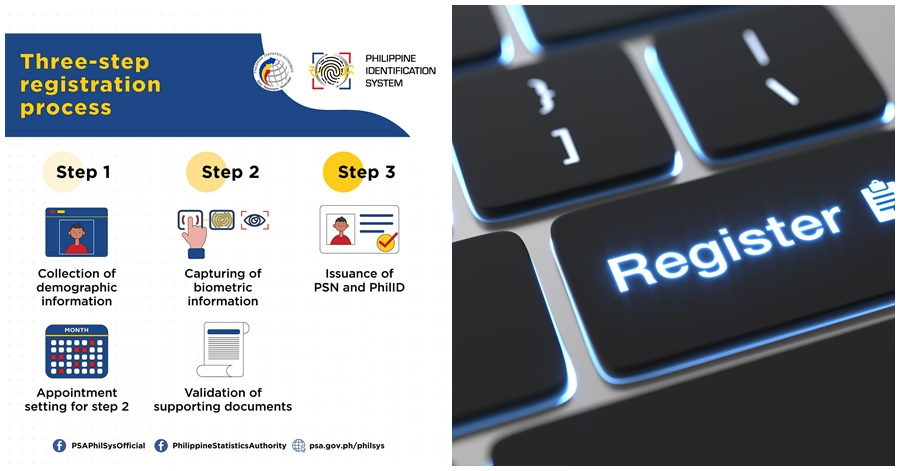 3 Steps to Apply for the Philippine National ID