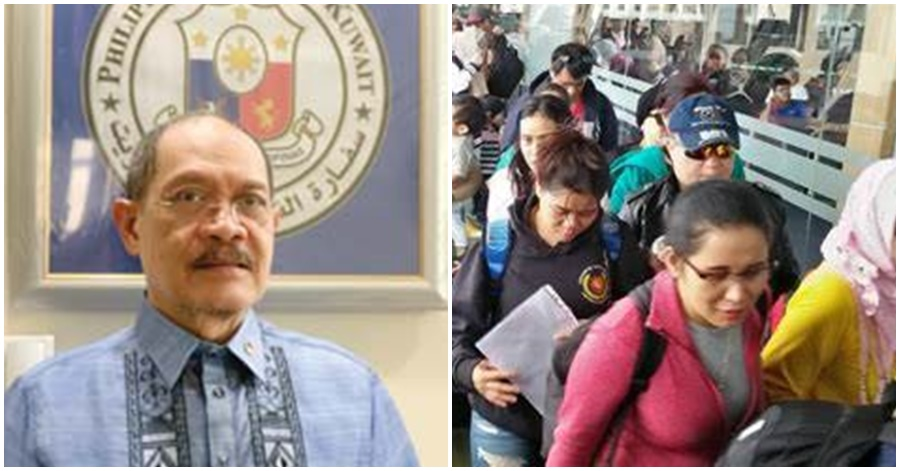 Working in Kuwait as a Domestic Helper? Get Approval of Sponsor First – PH Embassy