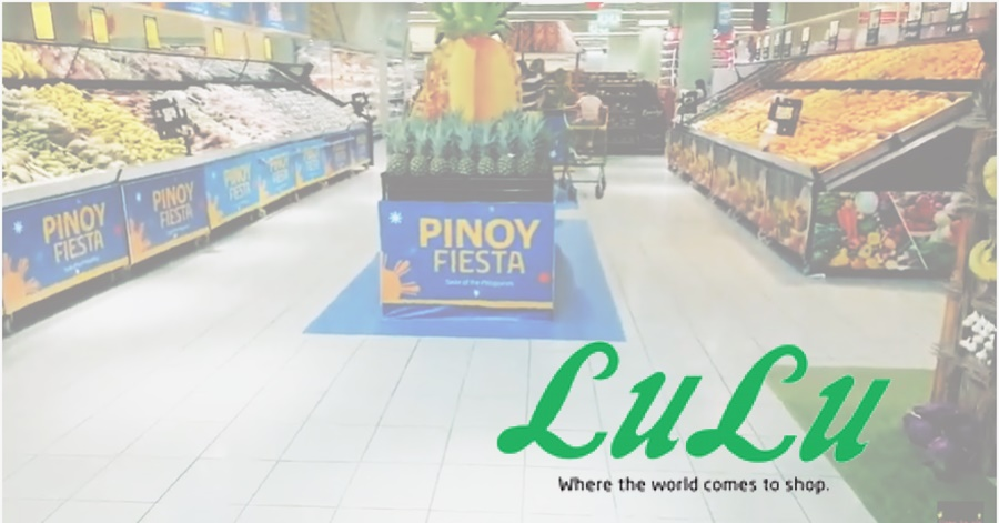 LuLu Hypermarket's Annual Pinoy Fiesta Returns this Year with Bigger Selection of Filipino Delicacies